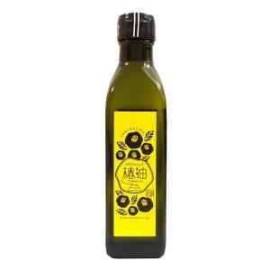食用『椿油』:無添加、無着色、未精製の天然100%!スプーン1杯からの健やか生活に 190g