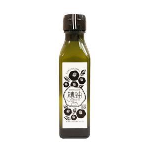 食用『椿油』:無添加、無着色、未精製の天然100%!スプーン1杯からの健やか生活に 110g