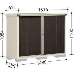 物置 屋外収納庫 タクボ物置 グランプレステージ ジャンプ GPシリーズ 小型物置(収納庫) 全面棚タイプ GP-155DF 家庭 一般住宅用小型物置 tategushop