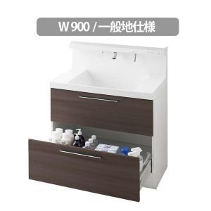 LIXIL/INAX 洗面化粧台 L.C.【エルシィ】 化粧台本体 間口900mm フルスライドタイプ 即湯タッチレス水栓 LCYFH-905JFY-A 一般地仕様|tategushop