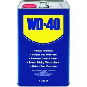 【あすつく 平日13時まで】エステー 超浸透性防錆剤WD40MUP4L ST90984 125-8492|tatsumax