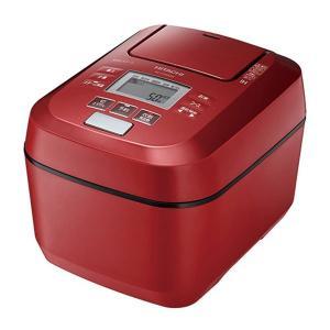 日立 圧力スチームIHジャー炊飯器(5.5合炊き) メタリックレッド HITACHI 圧力スチーム ...