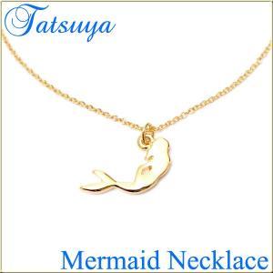 マーメイドネックレス col.Gold|tatsuya-fish