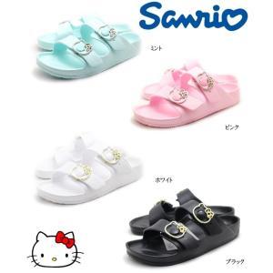 ハローキティ Hello Kitty サンリオ レディースサンダル ビーチサンダル サンダル シャワーサンダル キティちゃん tatsuya-shoes