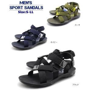 メンズスポーツサンダル 紳士サンダル スポサン カジュアルサンダル メンズサンダル tatsuya-shoes