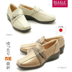 【外反母趾オススメ】【幅広EEEEE・5E】【日本製】Beagle ビーグル ビーグルアートオブトラベルT527 レディースコンフォートウォーキングシューズ tatsuya-shoes