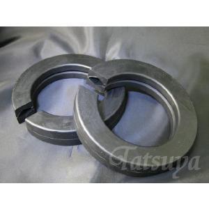 スプリングラバースペーサー Lサイズ 2個入 簡単装着でダウンサス補正|tatsuyasp|02