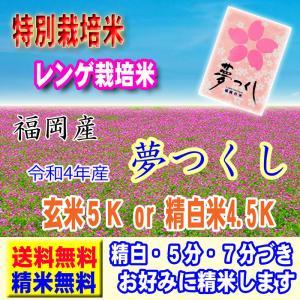 29年産 特別栽培米 福岡県産 夢つくし 5kg ふくおか嘉...