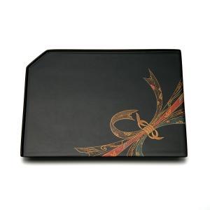輪島塗 銘々皿 のし蒔絵|tayasikkitenn
