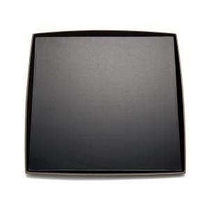 輪島塗 盛器 黒に銀彩|tayasikkitenn