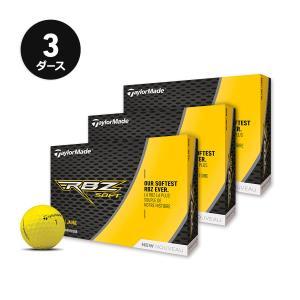 テーラーメイド ゴルフ 【お買い得セット】 RBZ Soft YLW BALL / RBZ ソフトボールイエロー3ダース/3ダース(36個入り) テーラーメイドゴルフ