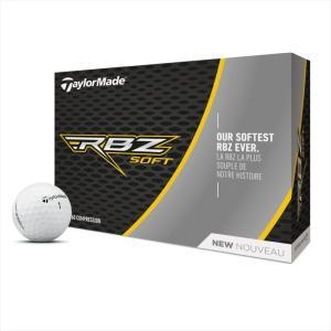 テーラーメイド(TaylorMade Golf) RBZ Soft BALL / RBZ ソフトボール/1ダース(12個入り)