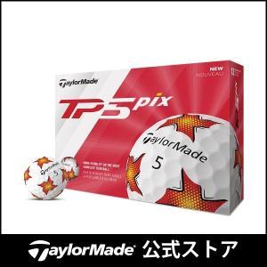 テーラーメイド(TaylorMade Golf) New TP5 Pix ボール/1ダース(12個入...