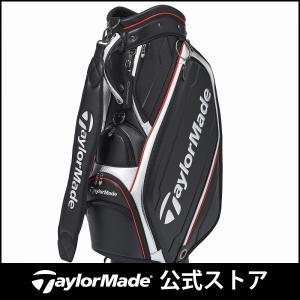 テーラーメイド(TaylorMade Golf) オーステック キャディバッグ/ブラック/シルバー ...