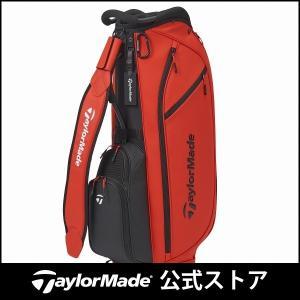 テーラーメイド(TaylorMade Golf) シティテック アルミフレーム キャディバッグ/オレ...