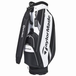 テーラーメイド(TaylorMade Golf) トゥルーライト キャディバッグ/ホワイト/ブラック...