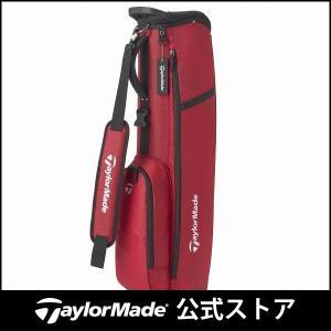 テーラーメイド(TaylorMade Golf) スリム 7 キャディバッグ/レッド /KY834 ...