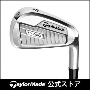 テーラーメイド(TaylorMade Golf) P760アイアン/DG S200 スチール【単品】