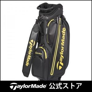 テーラーメイド(TaylorMade Golf) TM ウォーターリペレント キャディバッグ/ブラッ...