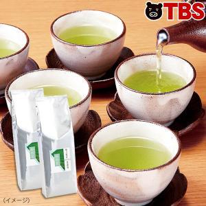 静岡 牧之原 産 業務用 抹茶 入り 煎茶 / 1kg×2パック 合計 2kg / 茶 茶葉 お茶 日本茶 00678390011706010311【TBSショッピング】|tbsshopping