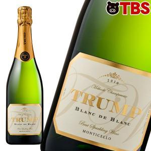 スパークリング ブラン ド ブラン 2010 / 750ml / アメリカ ワイン シャルドネ 辛口 酒 お酒 ギフト 00907770011901220942【TBSショッピング】|tbsshopping