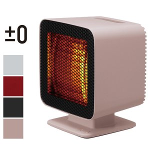 プラスマイナスゼロ リフレクト ヒーター / プラマイ ±0 XHS-Z310 電気ストーブ 軽量 おしゃれ 00898300001812052049【TBSショッピング】|tbsshopping