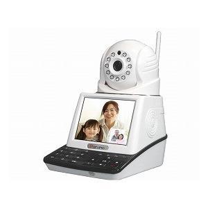 見守りテレビ電話パルモ(介護用品  福祉用具 高齢者用 老人用 お年寄り 便利グッズ )