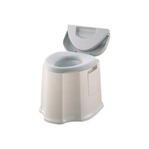 介護 ポータブルトイレ 安寿 アロン化成 ポータブルトイレGX 軽量 コンパクト