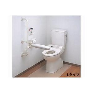 前方ボード付手すり 左用TS138FBLトイレ用品 排泄