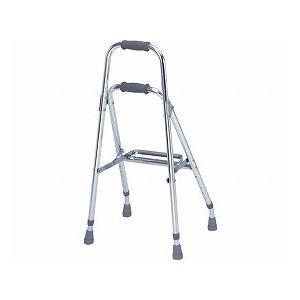 介護用歩行器 バランスウォーカーT-5503 シルバー
