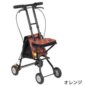 シルバーカープチカ2 (手押し車 老人 ショッピングカート 介護 買い物 おしゃれ 高齢者 お年寄り)