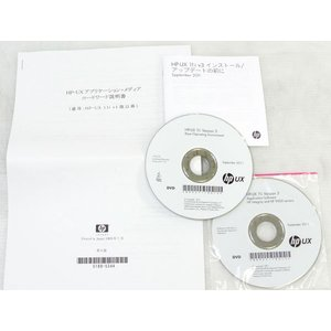 hp HP-UX 11i v3 September 2011 DVDキット BA927AA#AJR|tce-direct