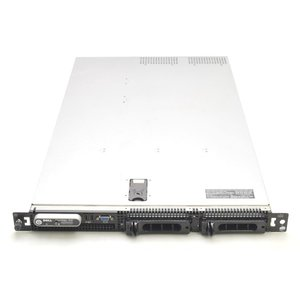 DELL PowerEdge 1950 III XeonE5320 1.86GHz*2 8GB 73GBx2台 (SAS3.5インチ/RAID1構成) PERC6/i