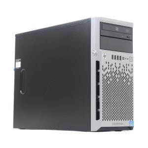 hp ProLiant ML310e Gen8 Xeon E3-1220v2 3.1GHz 8GB 500GBx2台(SATA3.5インチ/RAID1構成) DVD-ROM SmartArray-B120i