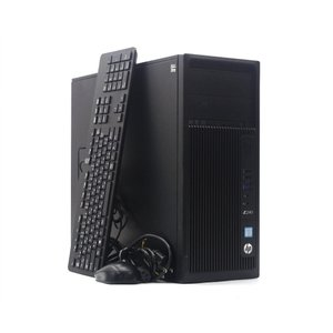 hp Z240 Tower Workstation Xeon E3-1245 v5 3.5GHz 32GB 256GB(NVMe) 2TB(HDD) Quadro K2200 DVD+-RW Windows10 Pro 64bit tce-direct