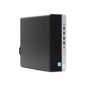 hp ProDesk 600 G4 SF Core i5-8500 3GHz 8GB 256GB(M.2 NVMe SSD) DisplayPort x2 アナログRGB DVD+-RW Windows10 Pro 64bit|tce-direct