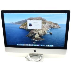 Apple iMac 27インチ Late 2012 Core i5-3470 3.2GHz 8GB 1TB(HDD) GeForce GTX675MX WQHD 2560x1440 macOS Catalina 10.15.3|tce-direct
