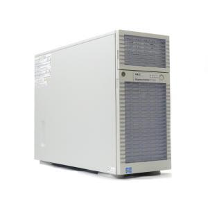 NEC Express5800/T110d Xeon E5-2403 1.8GHz 8GB 1TBx2台(SATA3.5インチ/RAID1構成) DVD+-RW AC*2 冗長電源