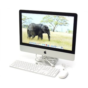 Apple iMac 21.5in Core i5-3330S 2.7GHz/8GB/1TB/GeForce GT640M/OSX10.9.5 Late 2012 フルHD 1920x1080ドット OSX10.9.5|tce-direct