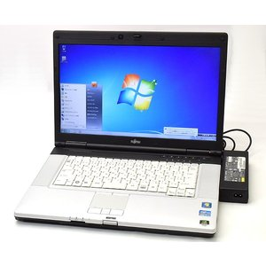 富士通 CELSIUS H710 Core i5-2520M 2.5GHz 4GB 250GB Quadro1000M BD-RE 15.6インチ HD+ 1600x900ドット Windows7Pro64bit tce-direct