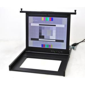 IBM 7316-TF3 1Uラックマウント17インチ液晶モニタ SXGA表示 RGB|tce-direct