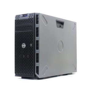 DELL PowerEdge T420 Xeon E5-2403 v2 1.8GHz*2 32GB 1TBx4台(SAS3.5インチ/6Gbps/RAID6構成) DVD+-RW AC*2 PERC H710