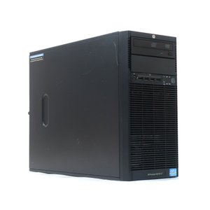 hp ProLiant ML110 G7 Xeon E3-1220 3.1GHz 4GB 300GBx4台(SAS3.5インチ/6Gbps/RAID5構成) COMBO SmartArray P212