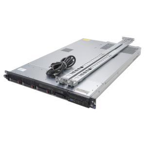 hp ProLiant DL360 G7 Xeon E5649 2.53GHz*2 12GB 300GBx3台(SAS2.5インチ/6Gbps/RAID5構成) DVDマルチ SmartArray-P410i
