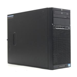 hp ProLiant ML110 G7 Xeon E3-1220 3.1GHz 4GB 146GBx3台(SAS/6Gbps/RAID5構成) DVD-ROM SmartArray-P410 2.5インチモデル|tce-direct