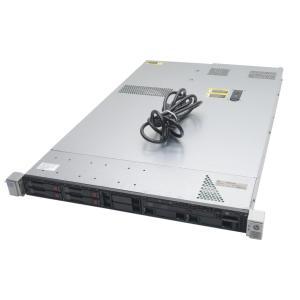 hp ProLiant DL360p Gen8 Xeon E5-2640 v2 2GHz*2 32GB 300GBx4台(SAS2.5インチ/6Gbps/RAID6構成) DVD-ROM SmartArray P420i|tce-direct