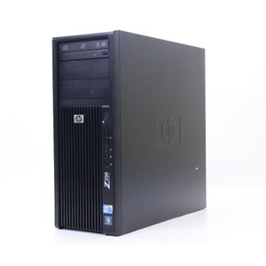 hp Z200 CMT Core i5-660 3.33GHz 4GB 250GB QuadroFX380 DVD+-RW Windows7Pro64bit|tce-direct