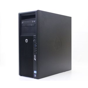 hp Z420 CMT (水冷) Xeon E5-1620 3.6GHz 16GB 160GB(SSD)+500GB(HDD) 計2台 Quadro2000 DVD+-RW Windows7Pro64bit|tce-direct