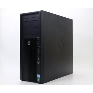 hp Z210 CMT Core i3-2120 3.3GHz 4GB 250GB Quadro600 DVD-ROM Windows7Pro64bit|tce-direct