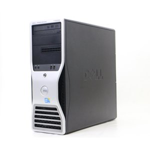 DELL Precision T3500 Xeon W3520 2.66GHz 12GB 320GB Quadro2000 DVD+-RW Windows7Pro64bit|tce-direct